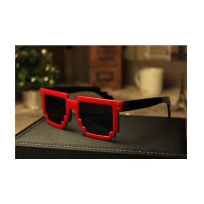 Pixel Sunglasses Retro Fashion Summer 2014 Plastic Multiple Colors