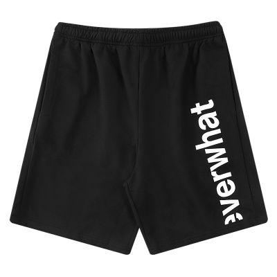 Cotton baggy shorts for men