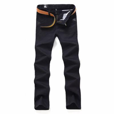 Slim fit Jeans Denim Pants for Men - Beige Green Black