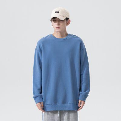 Crew neck sweater unisex