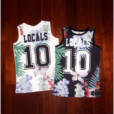 Flower Print Tanktop T shirt for Women #10 Locals Only