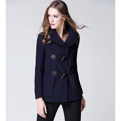 Slim fit Winter Dufflecoat for women