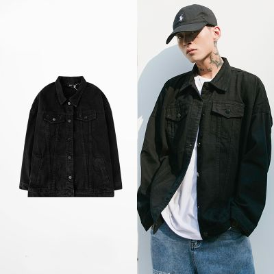 Men's long sleeve cotton jacket