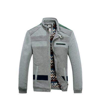 Slim fit Zip up Vest for men with shoulder stripes sport fashion