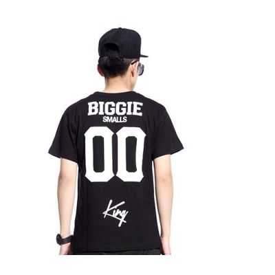 Biggie Smalls T Shirt Double Zero 00 Hip Hop Notorious BIG