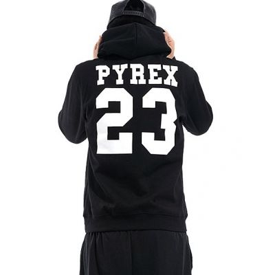 Pyrex Hoodie Number 23 Hooded Sweater for Men and Women
