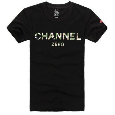 Channel Zero T shirt Streetwear Swag Camo Multicolor