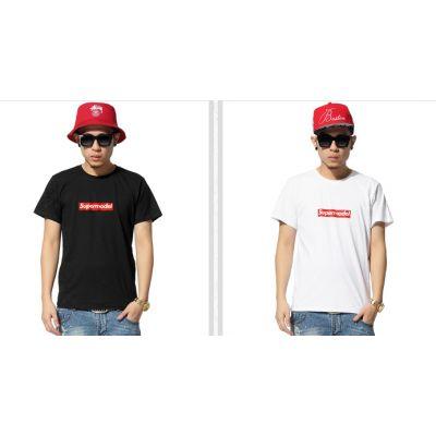 Red Rectangle Supermodel T shirt For Men Women