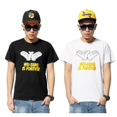 Wu Tang is Forever W Hands Streetwear for Men Women