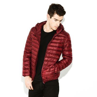 Men's padded Winter down Jacket