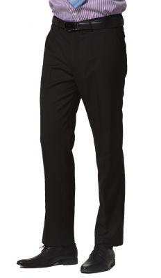 Men's business suit slim fit Jacket classic cut - black grey