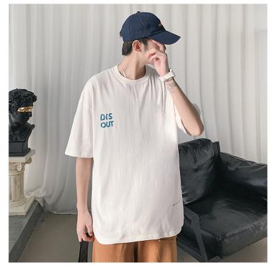 Oversized t-shirt crew neck for men