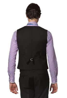 Classic Waistcoat for 3 piece suit with 3 button closure