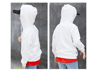 Box Logo Jumpmiki Hoodie Sweater for boys