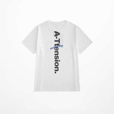 A-Voltage printed T-Shirt streetwear for men or women