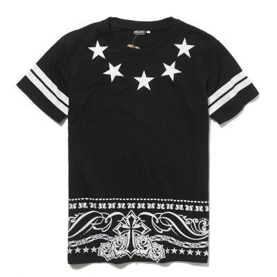 Samara 23 Hip Hop T shirt for Men Women #23 Paisley