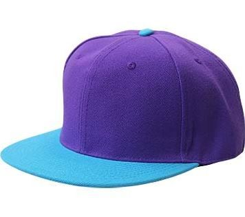 Plain Baseball Snapback Cap Lakers Knicks Hornets