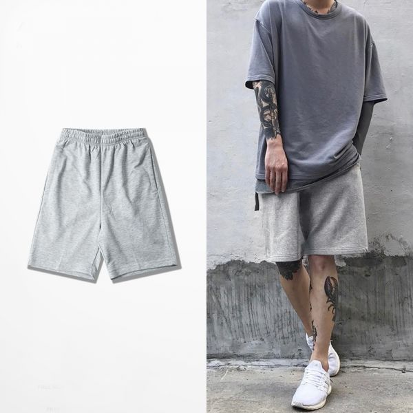 Men's cotton sports casual shorts