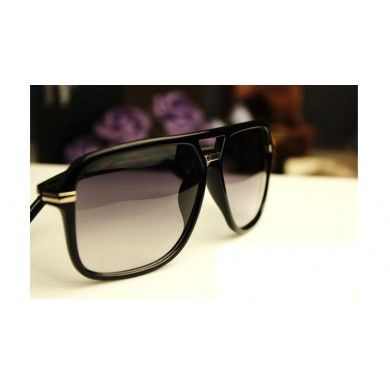 Aviator Sunglasses Swagg Hip Hop Fashion with Silver branch details